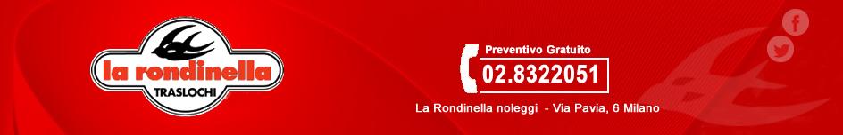 La Rondinella | Noleggi autoscale autogru e autocarri a Milano e in tutta Italia